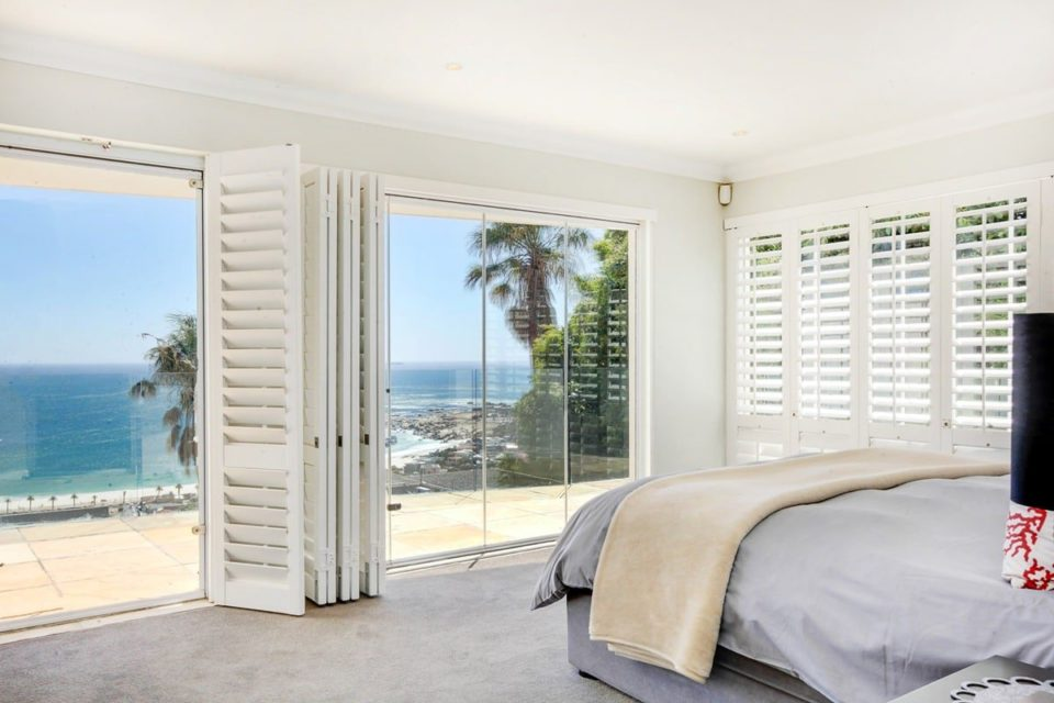 Medburn Alcove - Master bedroom views