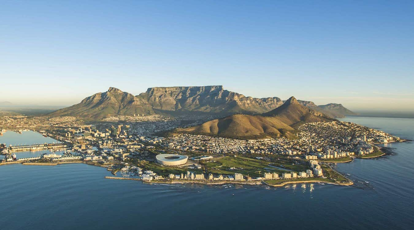 Cape Town in the Western Cape