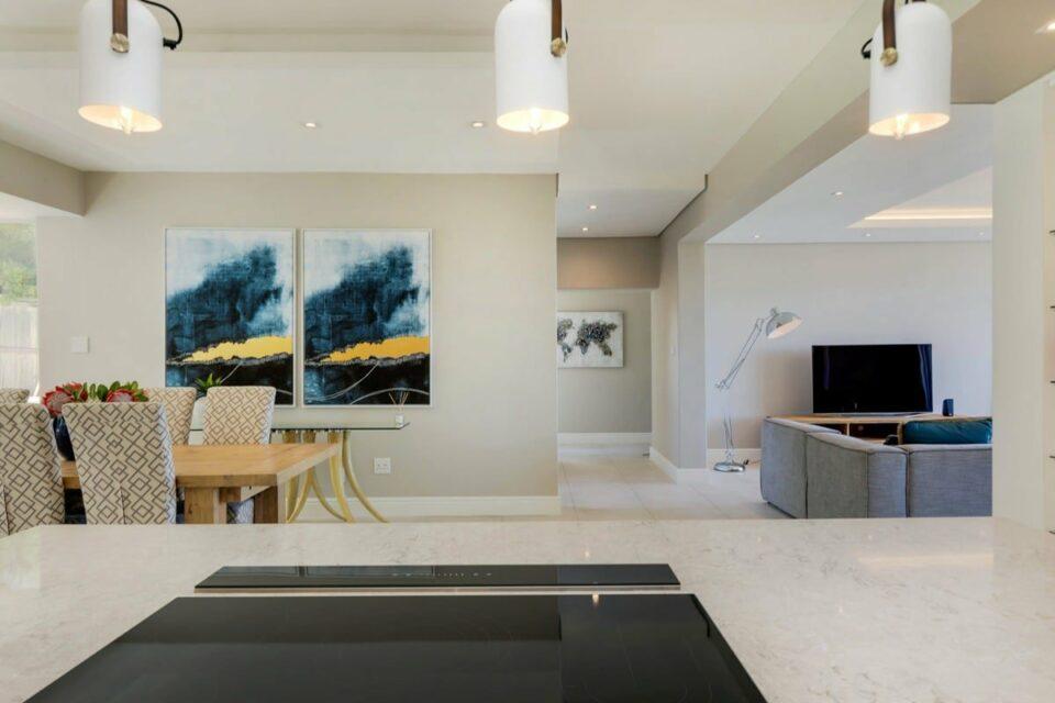 Serein - Open plan living area