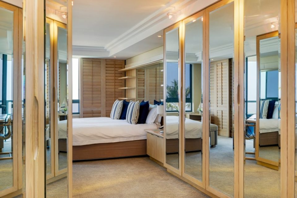 17 on Nautica - Master bedroom