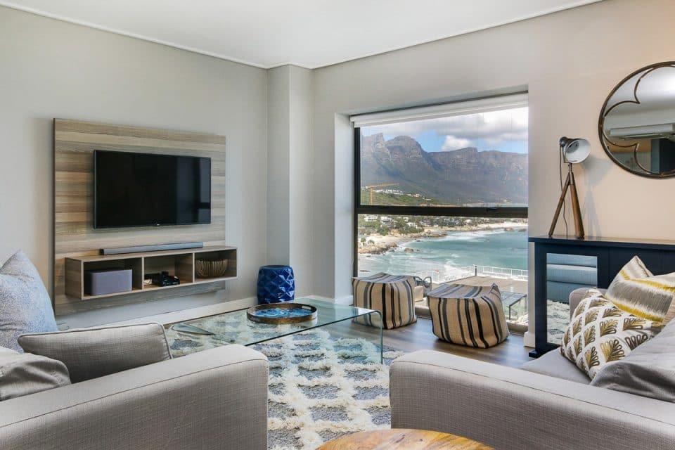 Dunmore Breeze - Lounge & view