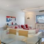 Dunmore Place - Dining and living area