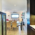 Dunmore Place - Kitchen and dining table