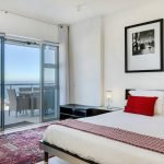 Dunmore Place - Master bedroom with view