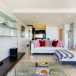Dunmore Place - Open-plan living area