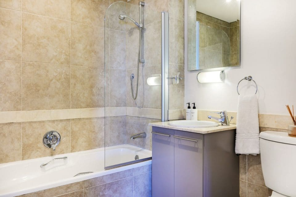Dunmore Place - Second bathroom
