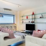 Dunmore Place - TV area