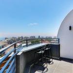 Penthouse on S - Balcony
