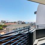 Penthouse on S - Master bedroom balcony