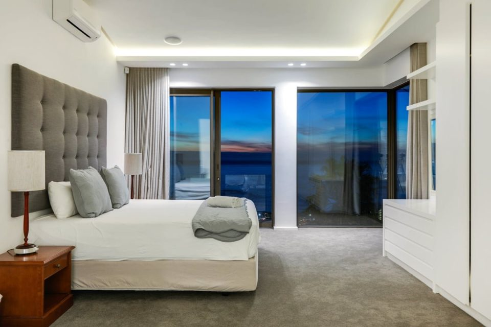 Skyline Views - Master bedroom