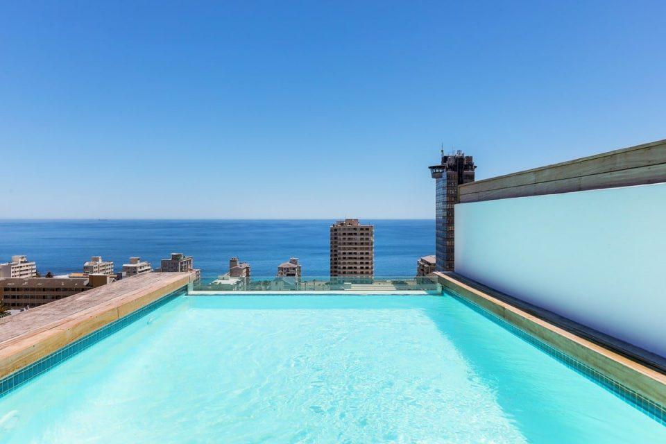 Solis 402 - Swimming pool