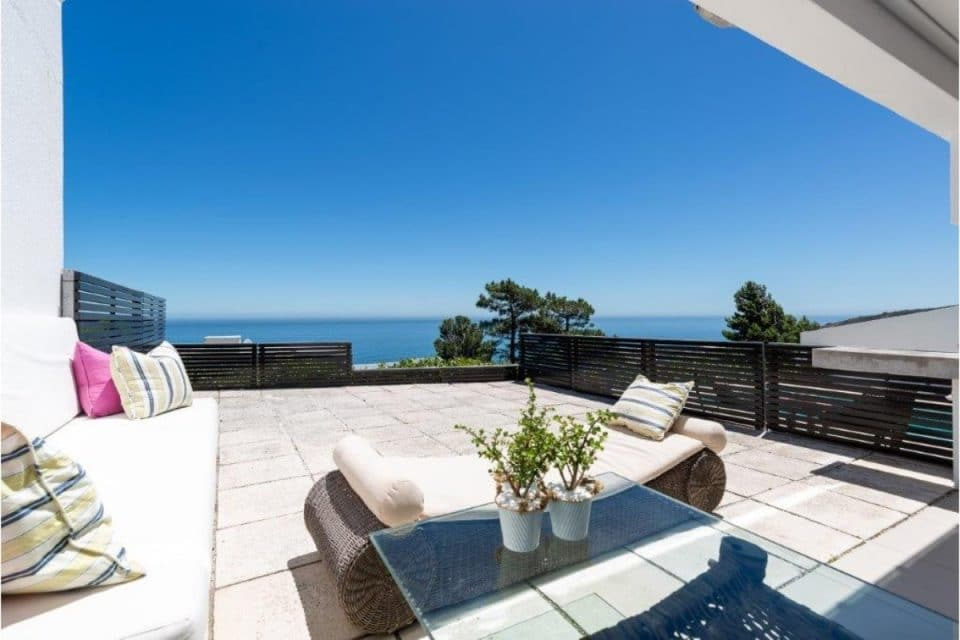 Underberg - Balcony & Views