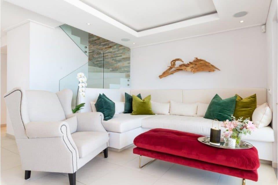 Underberg - Living room
