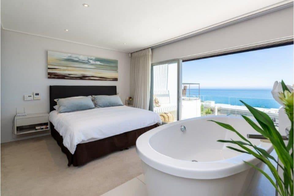 Underberg - Master bedroom