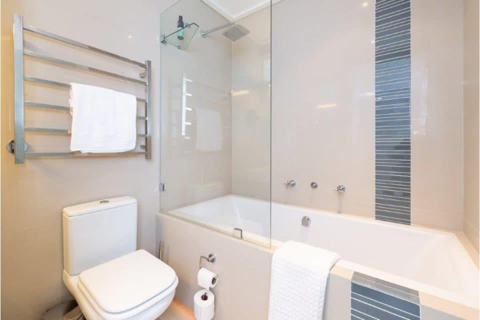 Underberg - Shared bathroom