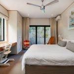 Eames Villa - Third Bedroom