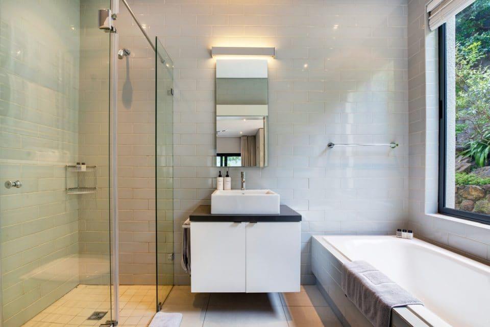 Eames Villa - En-suite