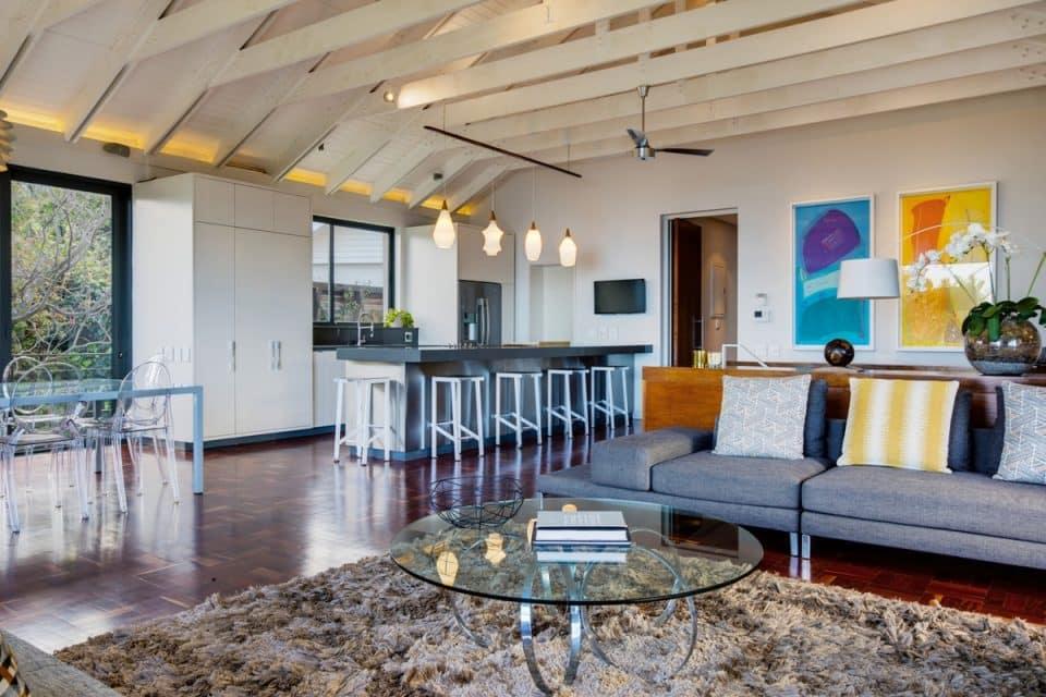 Eames Villa - Lounge