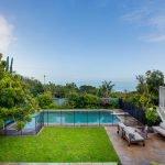 Eames Villa - Garden & Swimming pool