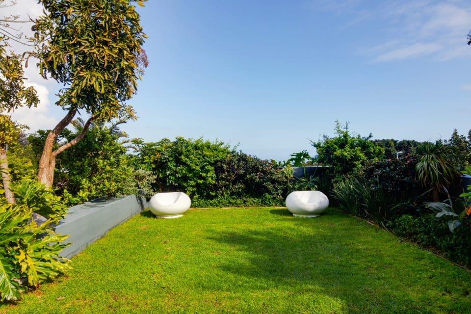 Eames Villa - Garden