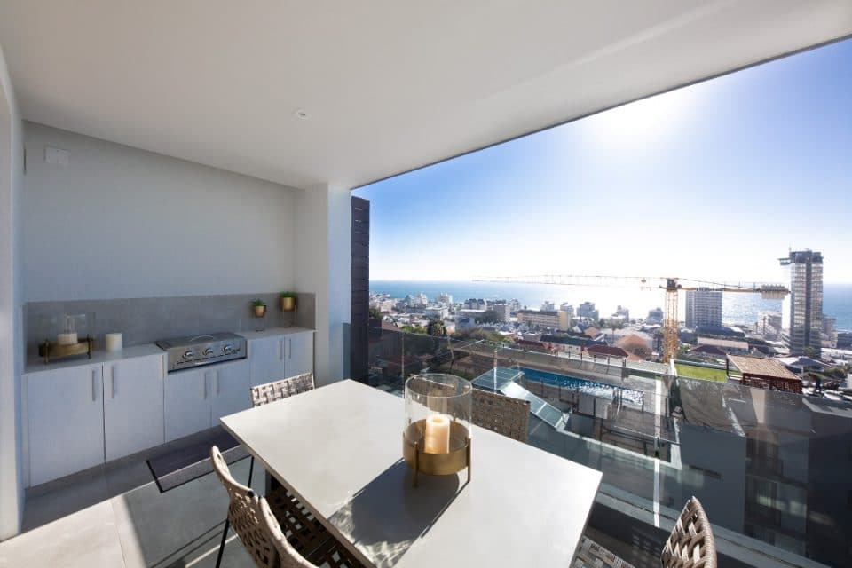 Penthouse on B -