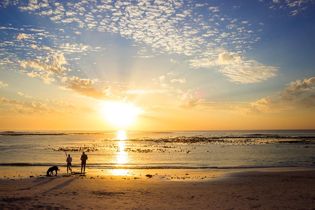 Kommetjie beach