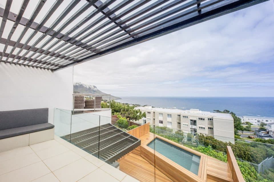 Malibu - View from balcony