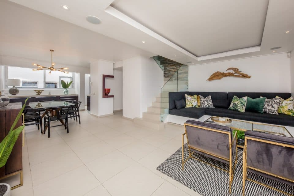 Malibu - Open plan living
