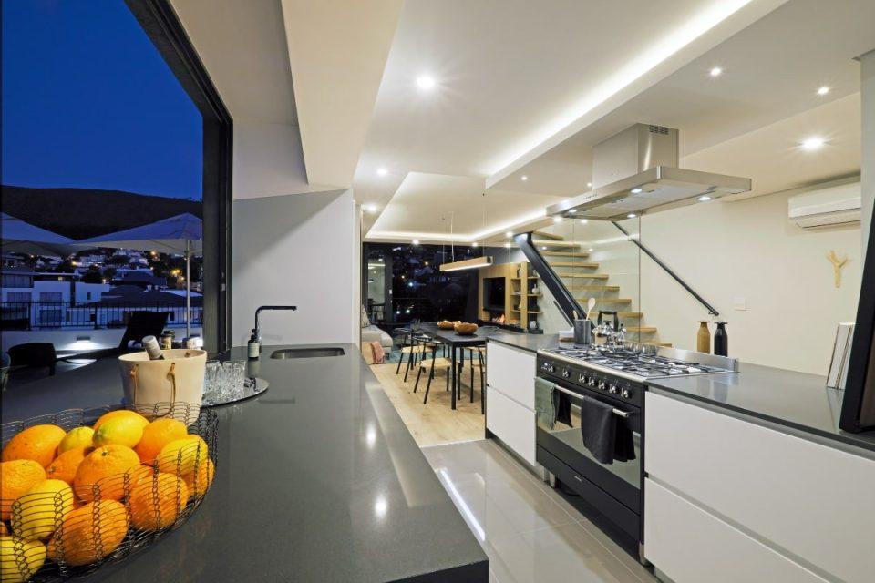 Quendon Penthouse - Kitchen