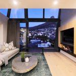 Quendon Penthouse - Tv lounge