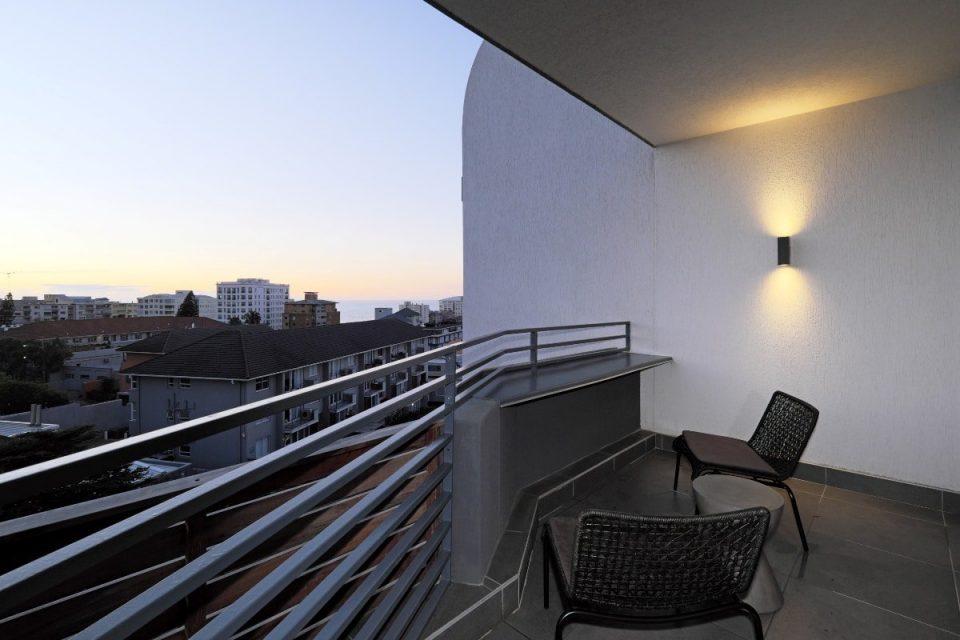 Scholtz Penthouse - Balcony