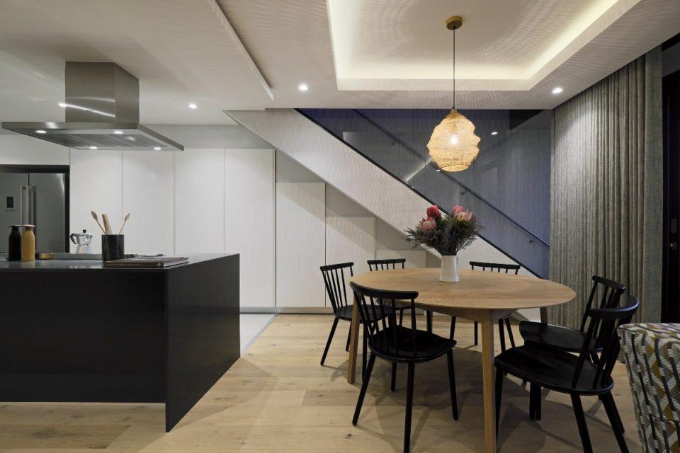 Scholtz Penthouse - Dining area