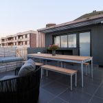 Scholtz Penthouse - Outdoor dining