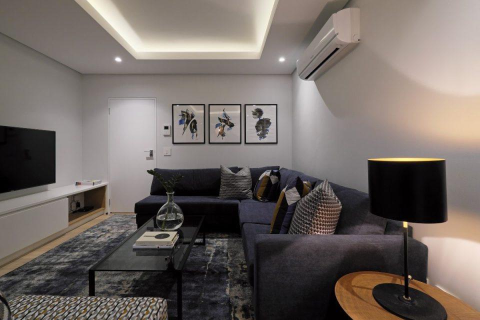 Scholtz Penthouse - Tv lounge
