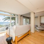 Seventy Eight - Bedroom with sea views