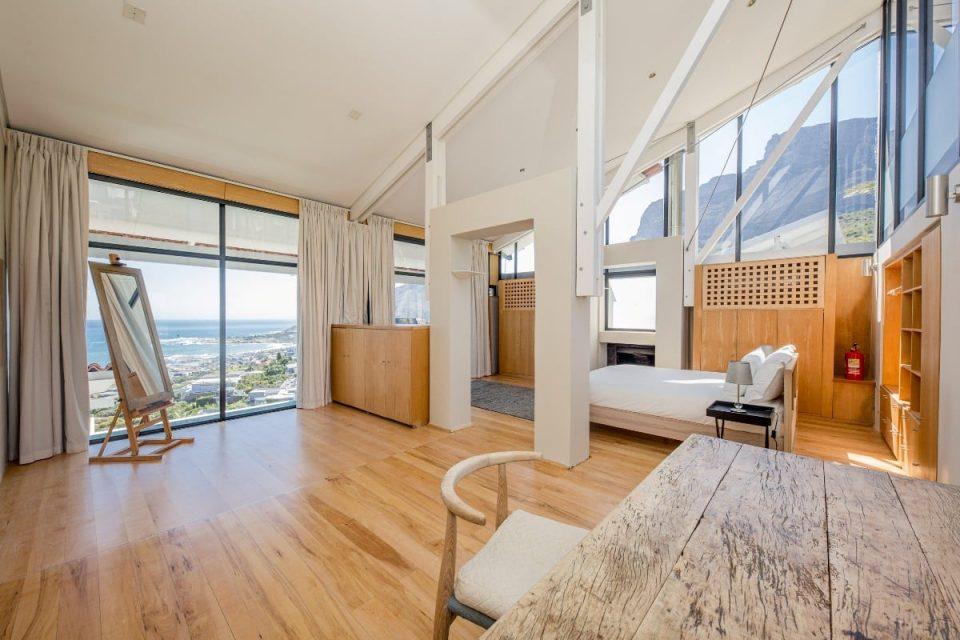Seventy Eight - Desk area in bedroom