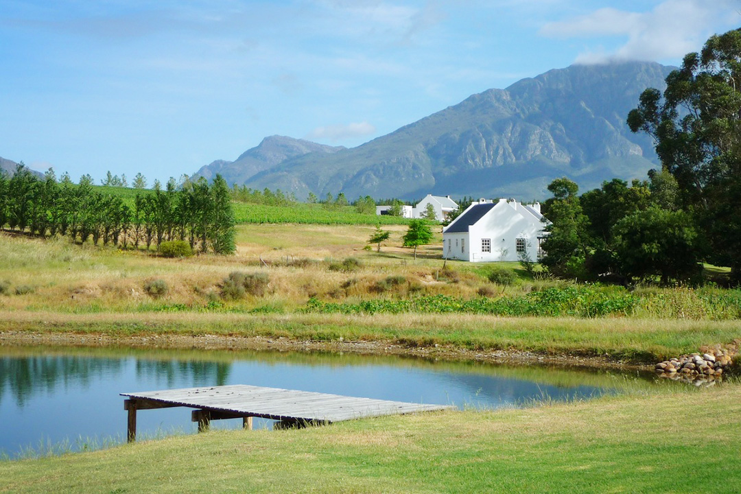 Top villas in the Cape Winelands