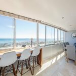 Atlantic Views - Kitchen seating & views