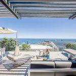Bakoven Hideaway - Outdoor lounge seating