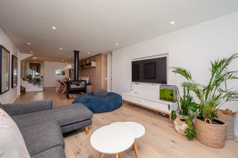 Bakoven Hideaway - Tv lounge