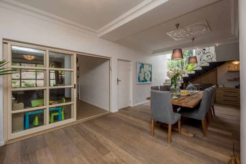 The Grange - Dining room
