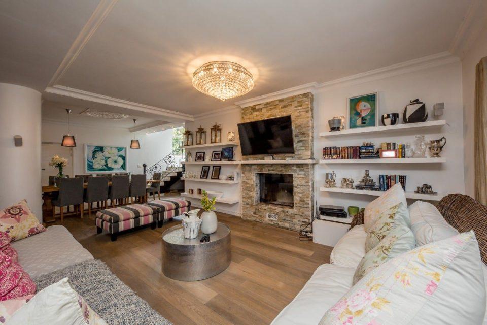 The Grange - Living room
