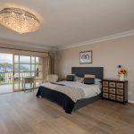 The Grange - Master bedroom