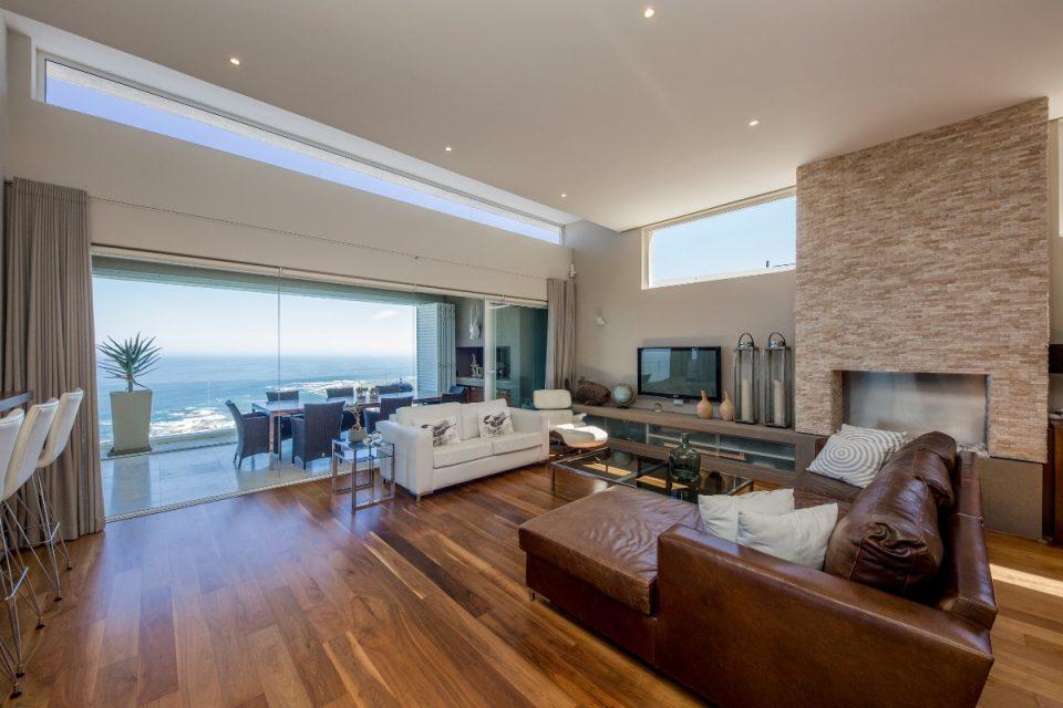 Theresa Views Villa - Main living room