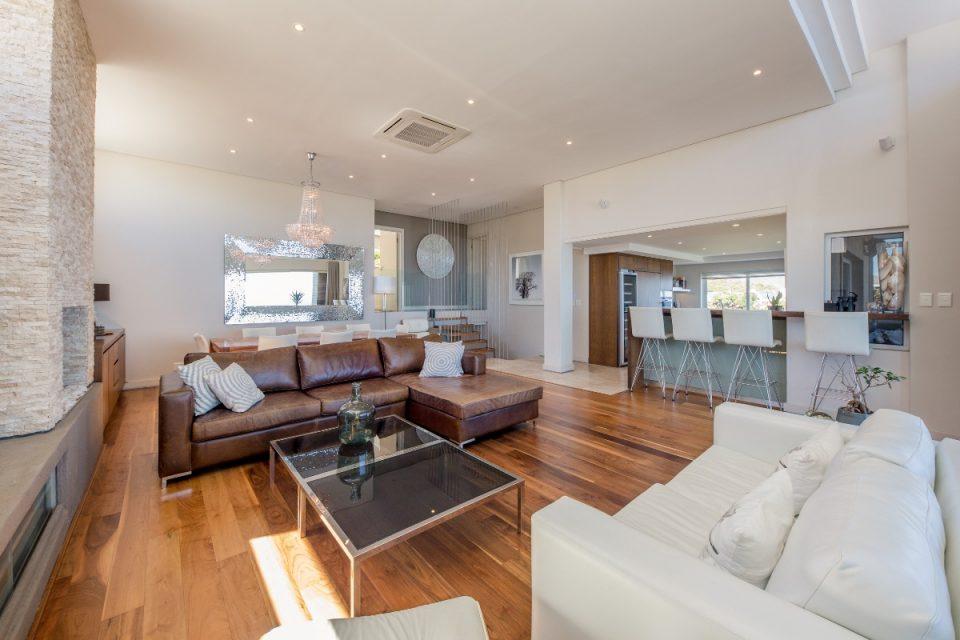 Theresa Views Villa - Lounge