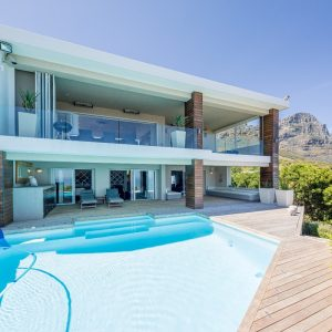 Theresa Views Villa - Swimming pool & exterior