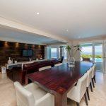 Theresa Views Villa - Downstairs living area