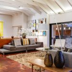 Eames Villa - Open Plan