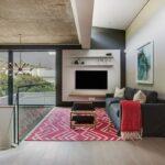 Fulham House - Upper level pajama lounge