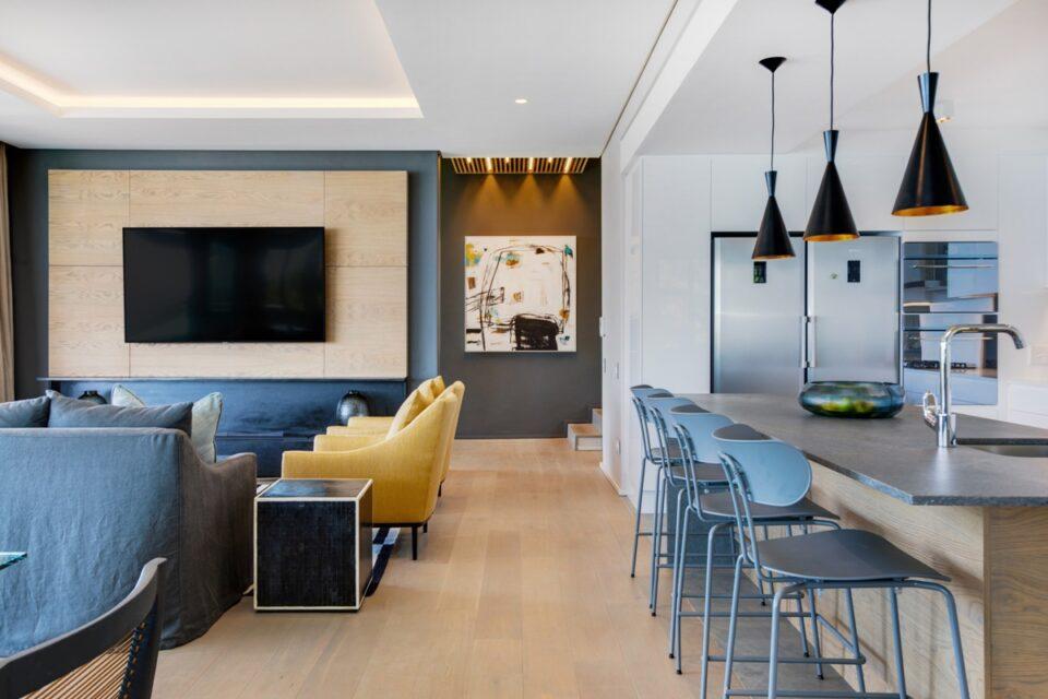 Fulham House - Tv lounge